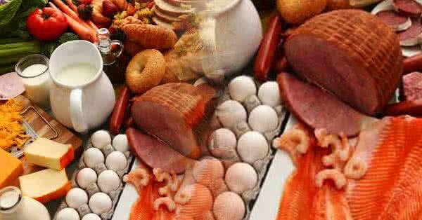 Osnovne komponente prehrane za povećanje težine