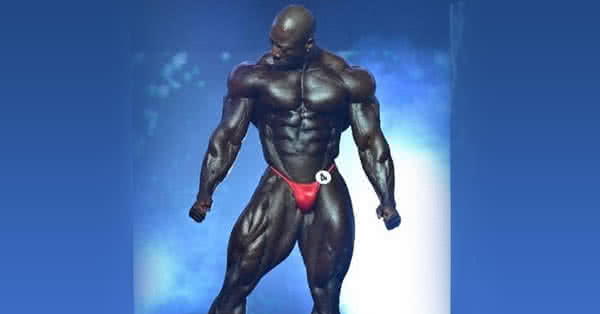 He became the oldest bodybuilder to win the Mr. Olympia title at the age of 43 years