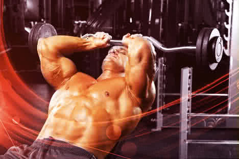 Focus more on the long head of your triceps