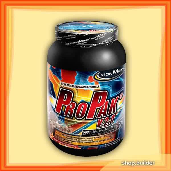 IronMaxx Propak® All In One 0,9 kg