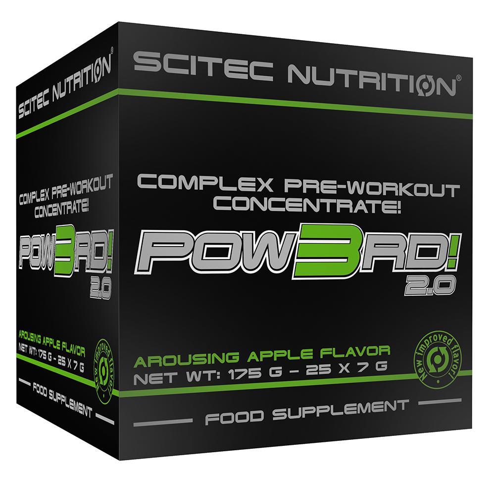 Scitec Nutrition Pow3rd! 2.0 25x7 g