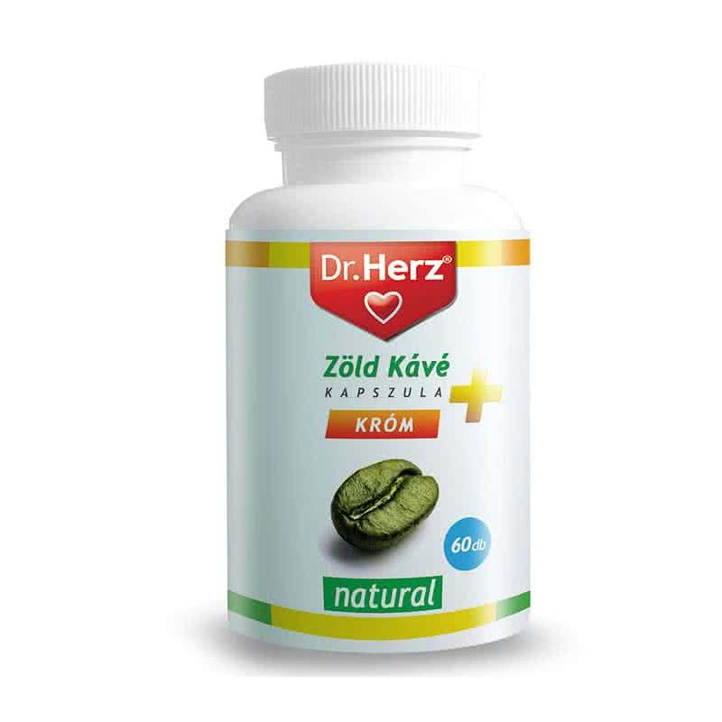 Dr. Herz Green Coffee Caps 60 kap.