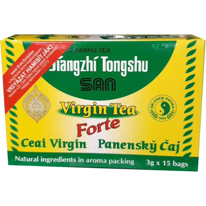 Dr. Chen Virgin Tea Forte 15 fil.