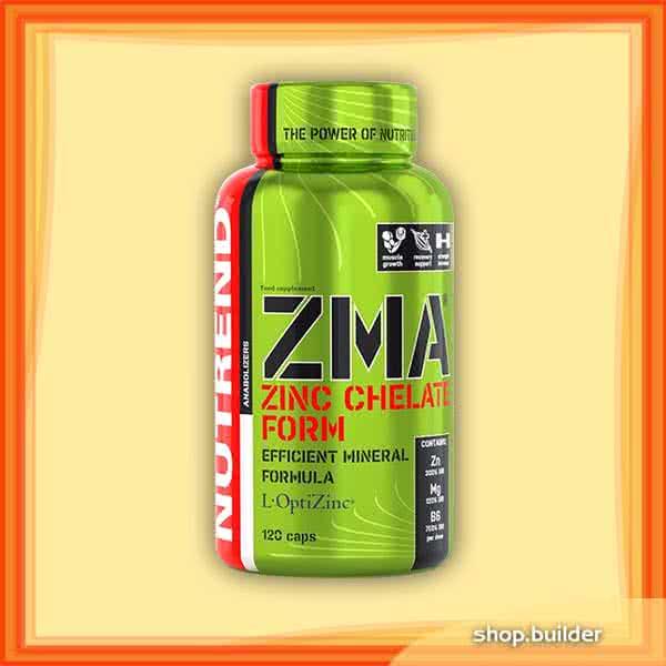 Nutrend ZMA 120 kap.