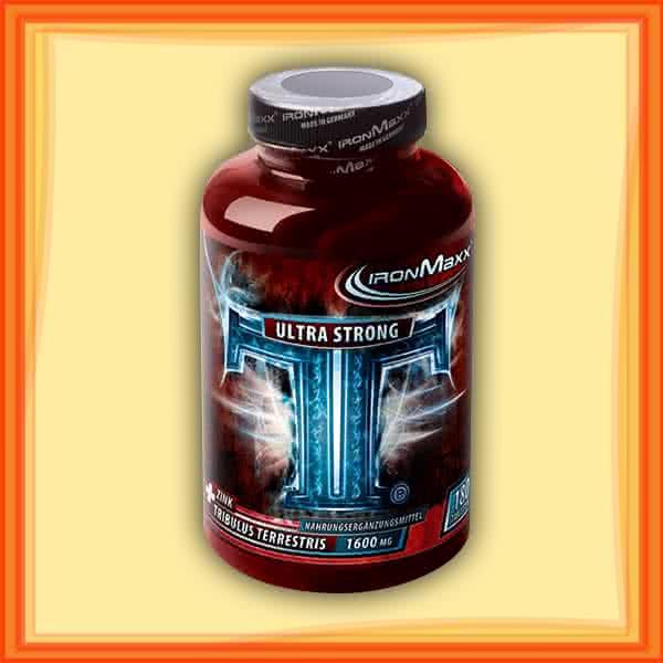 IronMaxx TT® Strong 180 kap.
