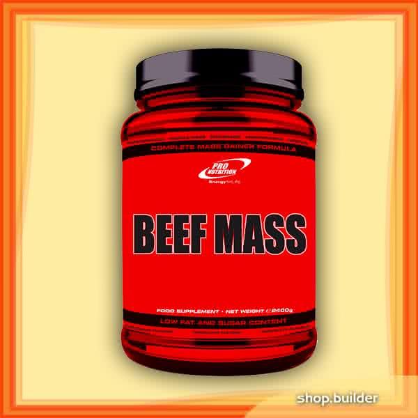 Pro Nutrition Beef Mass 2,4 kg
