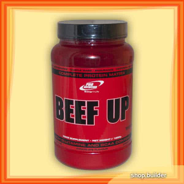 Pro Nutrition Beef Up 1,2 kg