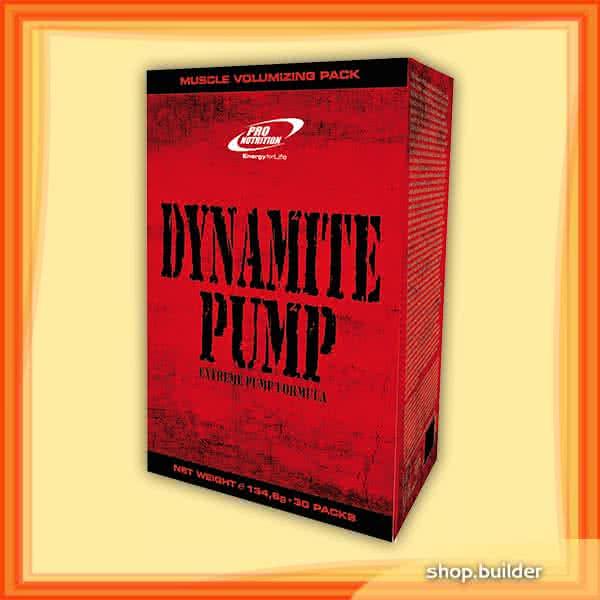Pro Nutrition Dynamite Pump 30 pak.