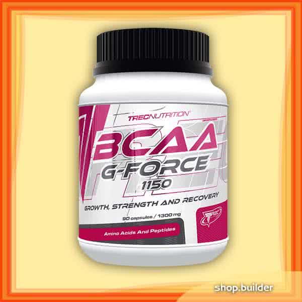 Trec Nutrition BCAA G-Force 1150 90 kap.