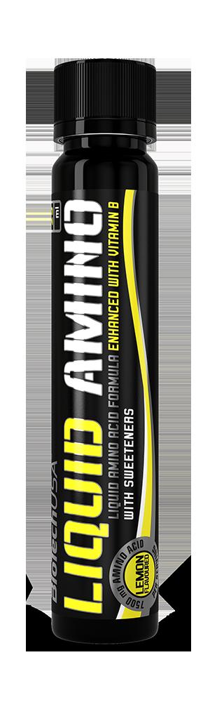 BioTech USA Liquid Amino (Nitron) 25 ml