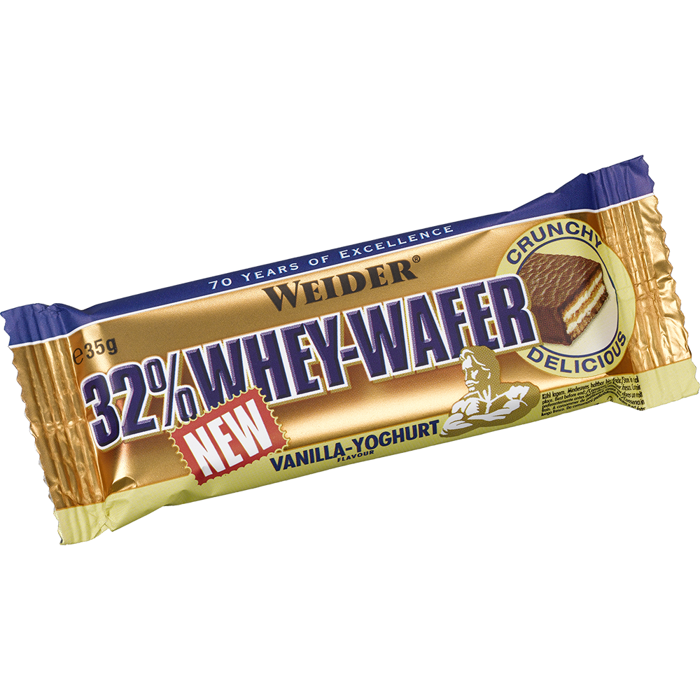 Weider Nutrition 32% Whey Wafer Bar 35 gr.