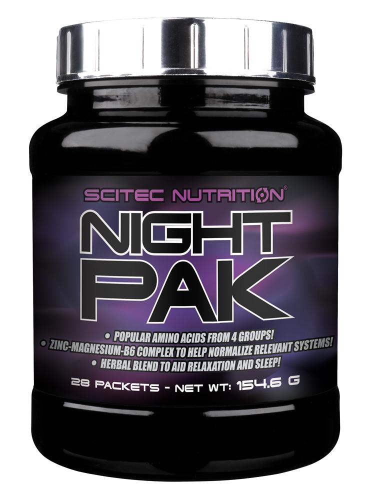 Scitec Nutrition Night Pak 28 pak.