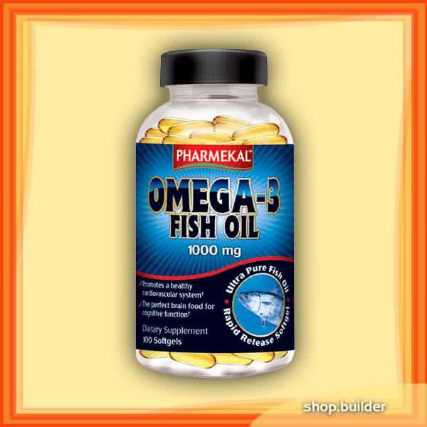 Pharmekal Omega-3 Fish Oil 100 g.k.