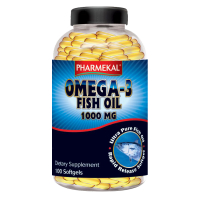 Pharmekal Omega-3 Fish Oil (100 g.k.)
