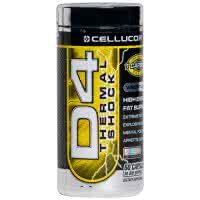 Cellucor D4 Thermal Shock (120 kap.)