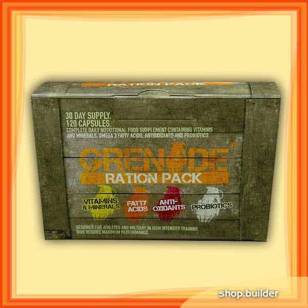 Grenade Ration Pack 120 kap.