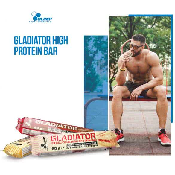 Olimp Sport Nutrition Gladiator Bar 60 gr.