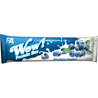 Fitness Authority Wow Protein Bar (12x60 g)
