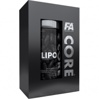 Fitness Authority Lipo Core (120 kap.)