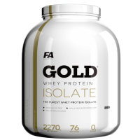 Fitness Authority Gold Whey Protein Isolate (2,27 kg)