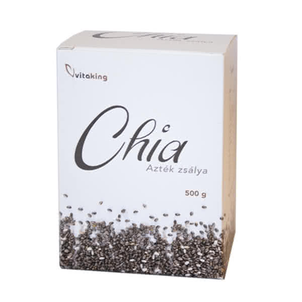 VitaKing Chia sjemenke 0,5 kg