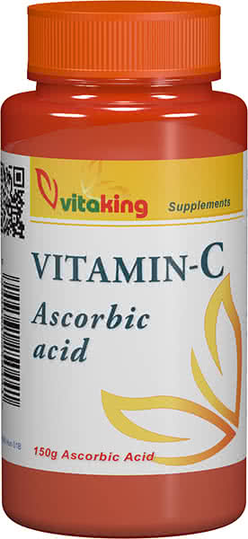 VitaKing Vitamin C (askorbinska kiselina) 150 gr.