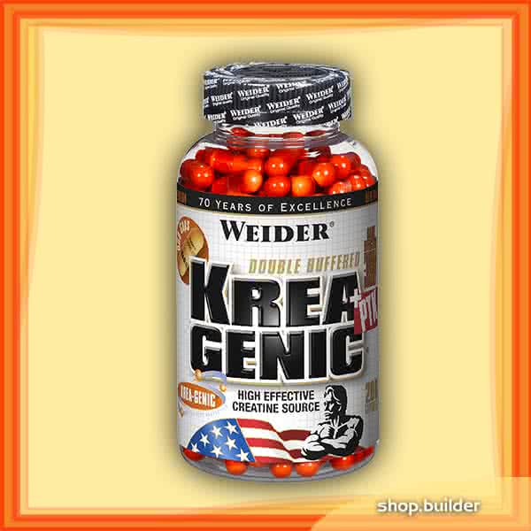 Weider Nutrition Krea-Genic PTK 208 kap.