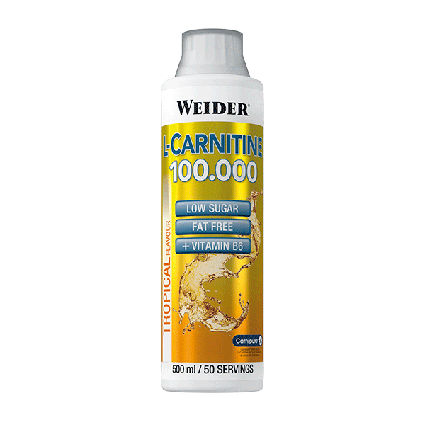 Weider Nutrition L-Carnitine 100.000 1 lit.