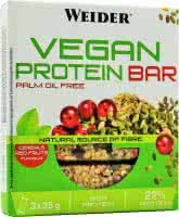 Weider Nutrition Vegan Protein Bar (3x35 g)