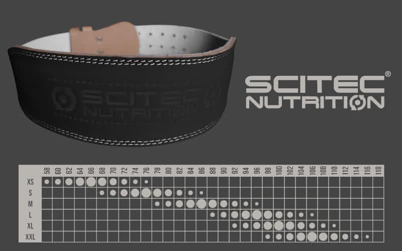 Scitec Nutrition Weightlifter pojas za dizanje utega