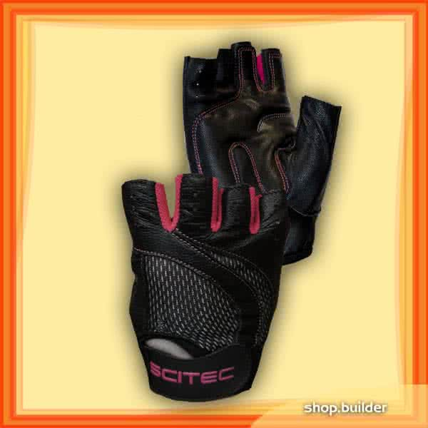Scitec Nutrition Pink Style ženske rukavice par