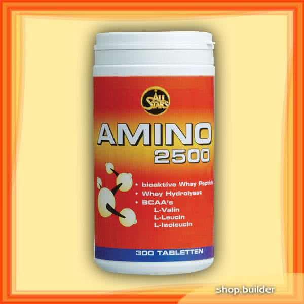 All Stars Amino 2500 300 tab.