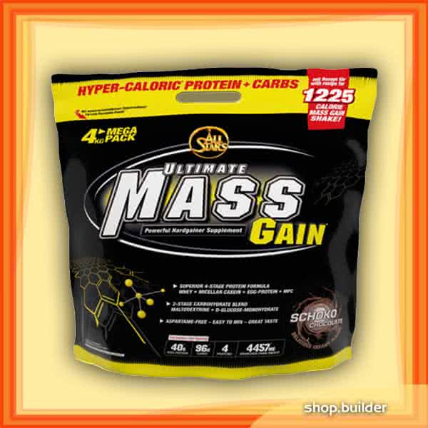 All Stars Ultimate Mass Gainer 4 kg
