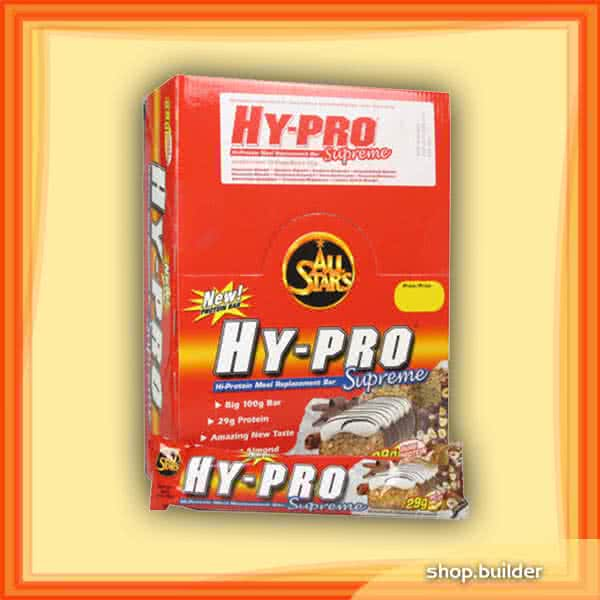 All Stars Hy-Pro Supreme Bar 28x100 g