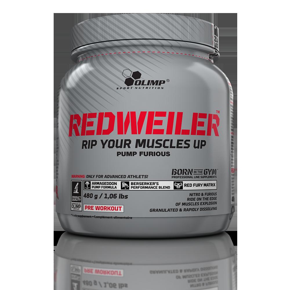 Olimp Sport Nutrition RedWeiler 480 gr.