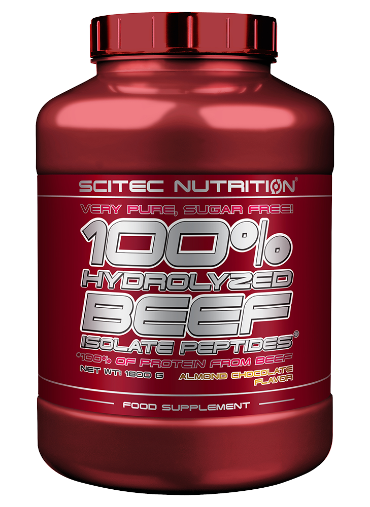 Scitec Nutrition 100% Hydrolyzed Beef Isolate Peptides 1,8 kg
