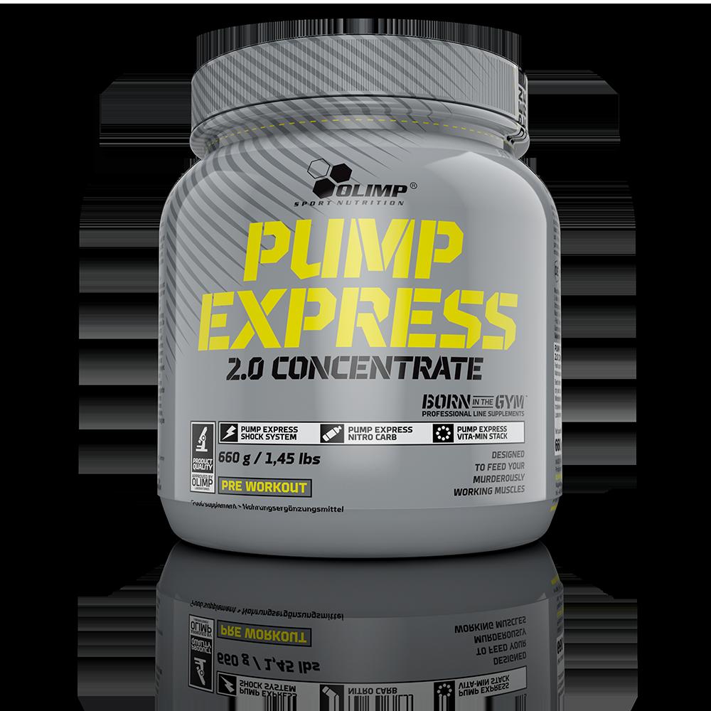 Olimp Sport Nutrition Pump Express 2.0 660 gr.