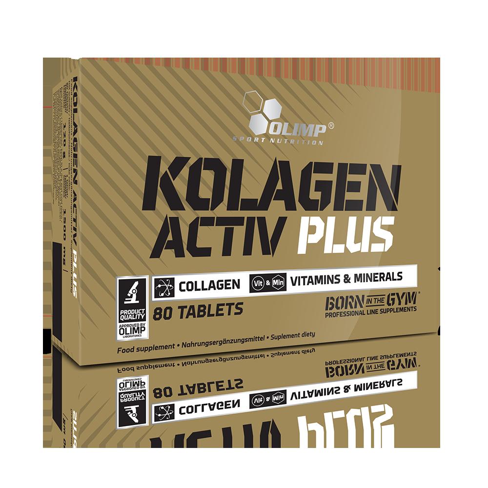 Olimp Sport Nutrition Kolagen Activ Plus 80 tab.