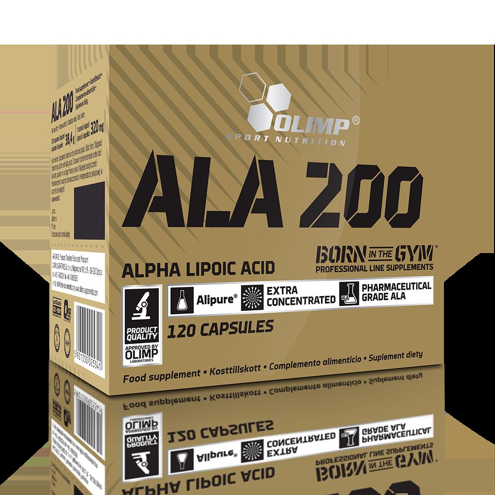 Olimp Sport Nutrition ALA 200 120 kap.