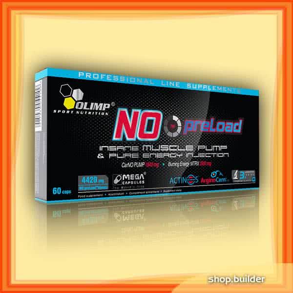 Olimp Sport Nutrition NO preLoad™ Mega Caps® 60 kap.