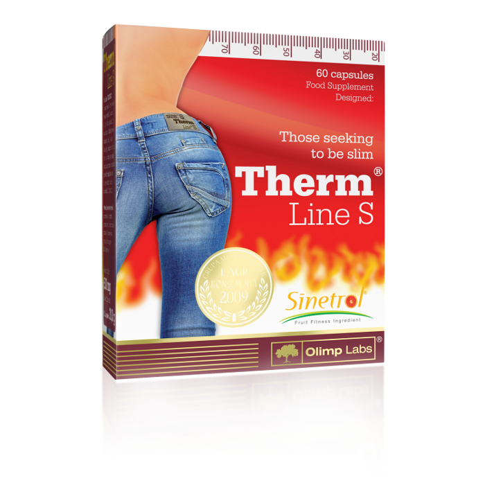 Olimp Sport Nutrition Therm Line S 60 kap.