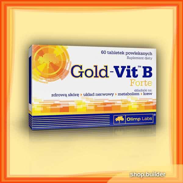 Olimp Sport Nutrition Gold Vit-B Forte 60 tab.