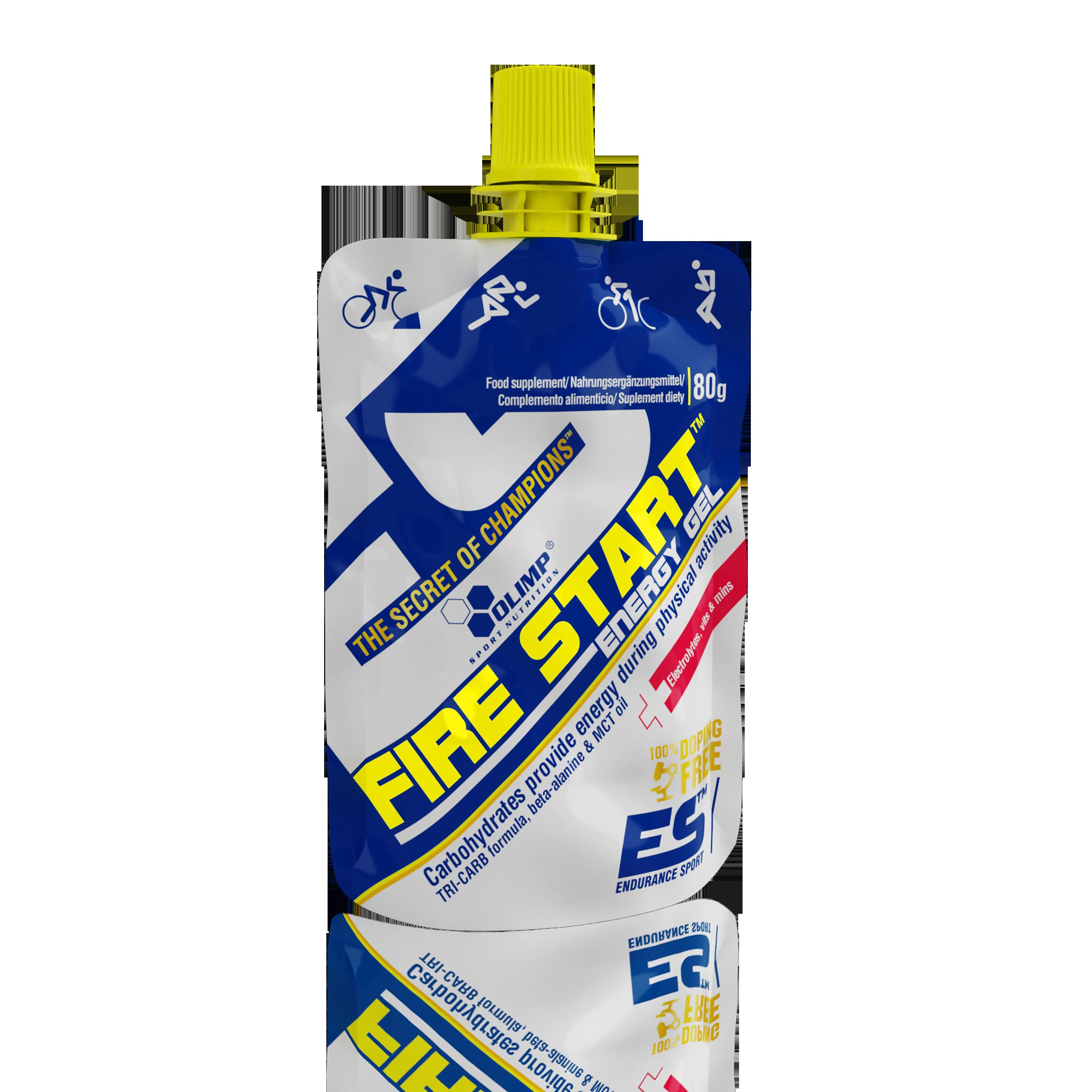 Olimp Sport Nutrition Fire Start 20x80 g
