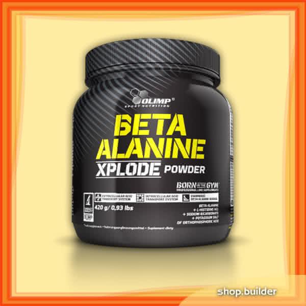 Olimp Sport Nutrition Beta Alanine Xplode 420 gr.