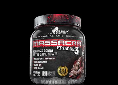 Olimp Sport Nutrition Massacra Episode 3 450 gr.