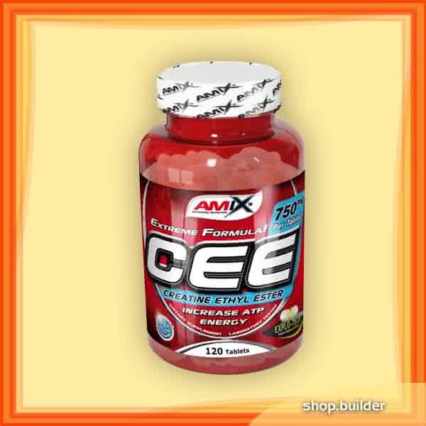 Amix CEE Tabs 120 tab.