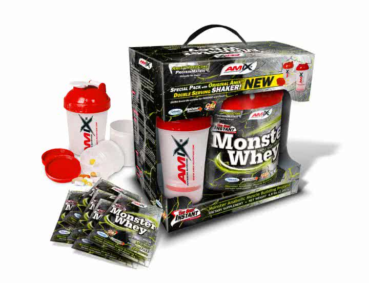 Amix Anabolic Monster Whey 2 kg