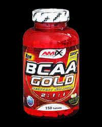 Amix BCAA Gold 150 tab.