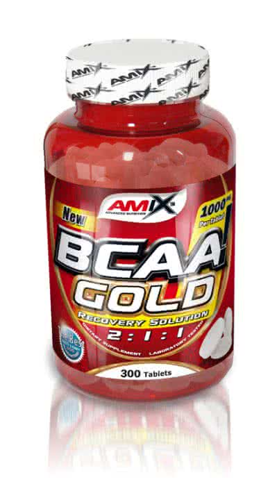 Amix BCAA Gold 300 tab.