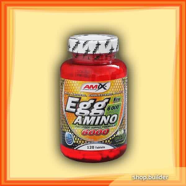 Amix Egg Amino 6000 120 tab.